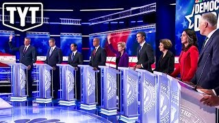 Most AMAZING Moment Of First Democratic Debate