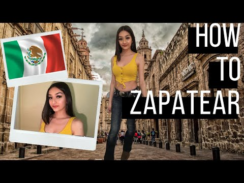 HOW TO DANCE ZAPATEADO 💃 *HUAPANGOS*