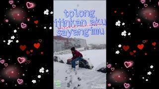 Tolong ijinkan aku sayangimu -ANGKASA BAND ( Cover by Zella )