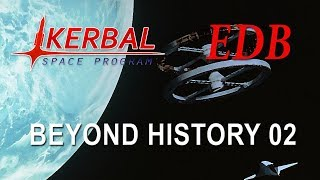 Kerbal Space Program with RSS/RO - Beyond History 02 - Moonbase
