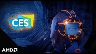 AMD nos consiente, CES las vegas 2019 y laptop Gigabyte Aero 15- Droga Digital
