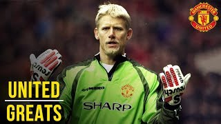 Peter Schmeichel | Manchester United Greats