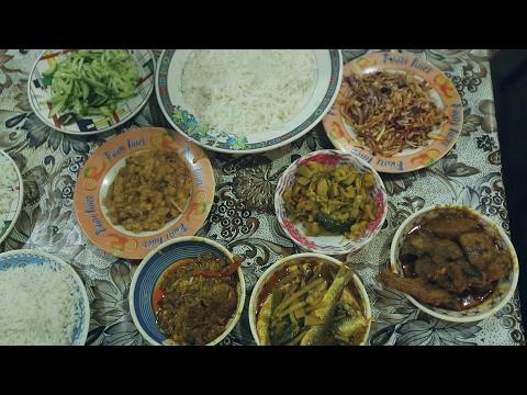 গাউসুল আযম মার্কেটের মামার হোটেল | Mamar Hotel at Gausul Azam Market | Students Meal