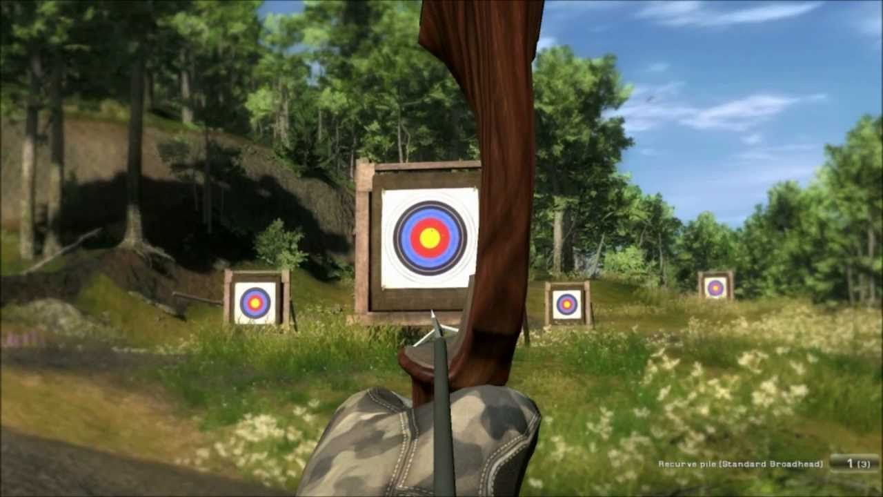 Youtube Shooting Recurve Bow