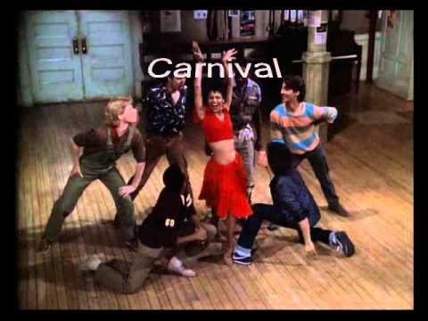 Kids From Fame - Carnival - Instrumental - Karaoke