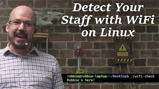 Detect Your Staff by WiFi Using Linux