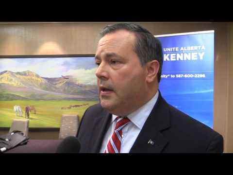 Jason Kenney on Carbon Tax
