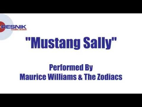 Maurice Williams & The Zodiacs- Mustang Sally