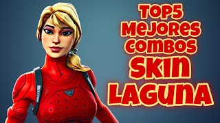 BEST SKIN LAGUNA FORTNITE BATTLE ROYALE COMBINATIONS