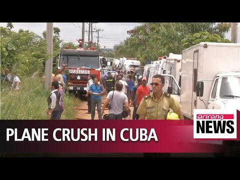 Black box recovered in plane crash over Cuba