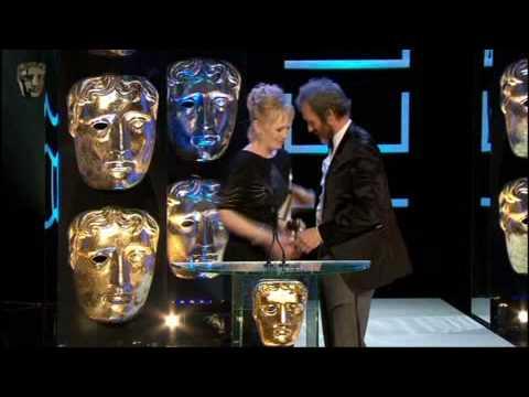 Stephen Dillane winning the Bafta for Best Actor