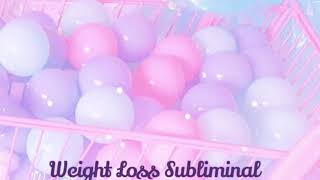 ❋Weight Loss Subliminal❋