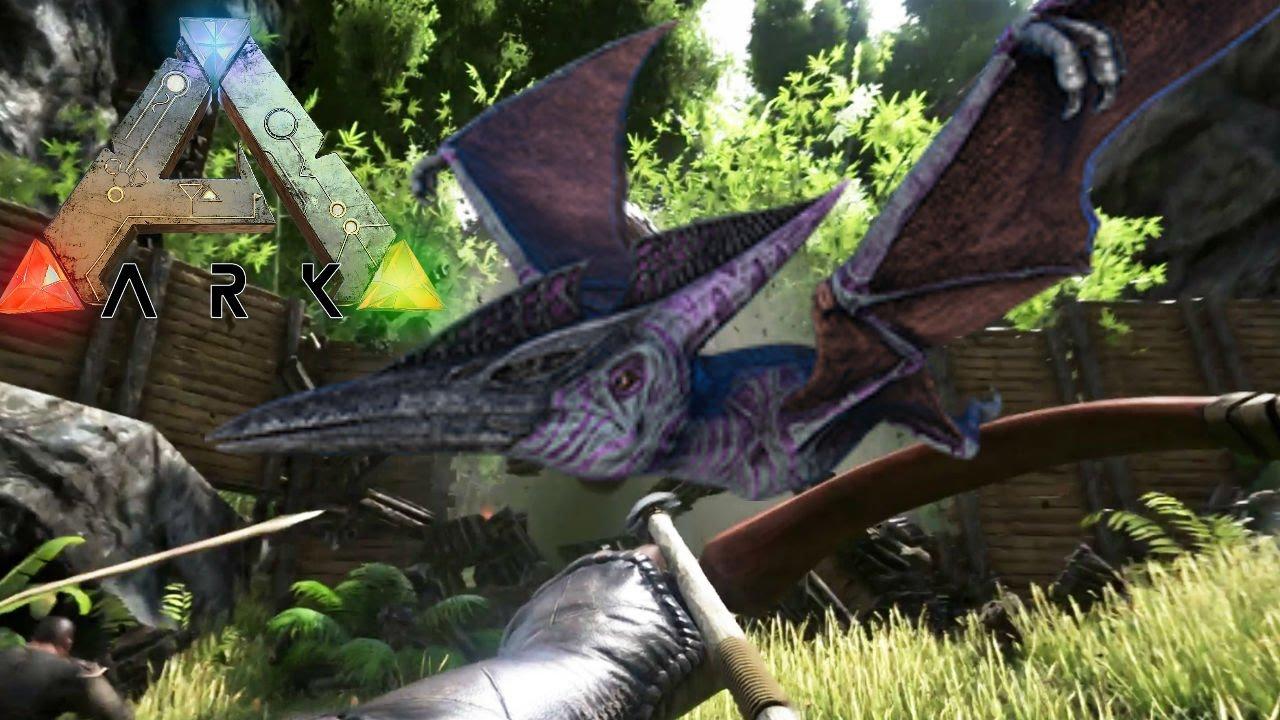 ark survival evolved pteranodon