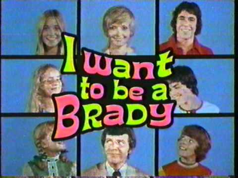 Nick at Nite Promo - I Want to be a Brady