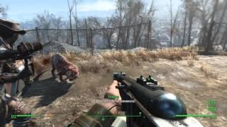 Fallout 4 078 - Галерея Пикмана