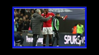 [Breaking News]Manchester United vs Chelsea: team confirmed Pogba started, Mata on the bench thumbnail