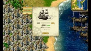 Port Royale 1: Advanced Play Part 2/3 - Fleet & Private City Management