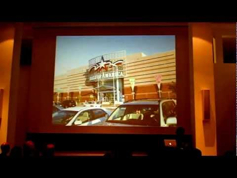 Dean's Honorary Lecture - Alejandro Zaera Polo -  Staedelschule Architecture Class (SAC) - 2012