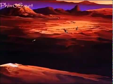 Phim hoạt hình Dũng Sĩ HESMAN tập 11