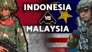 Indonesia vs Malaysia - Military Power Comparison 2019