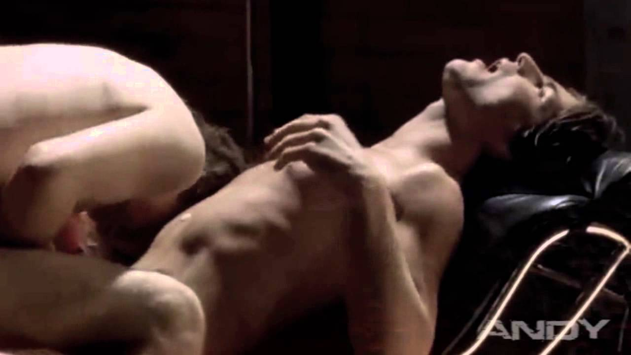 brian & justin from QAF - you couldn`t see me (re-uploaded) #1