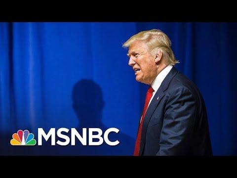Donald Trump Fires Attack Ad At Hillary Clinton | MSNBC