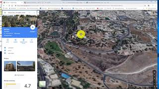 Geo Kids Google Maps Jeruslem