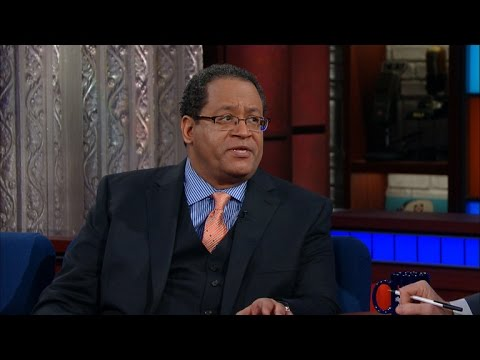Michael Eric Dyson Talks Obama, Race & 2016
