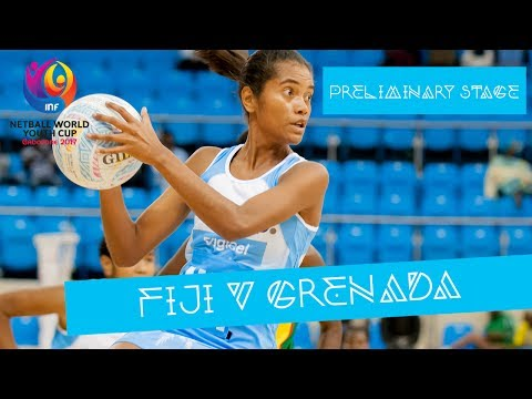 Fiji v Grenada | #NWYC2017