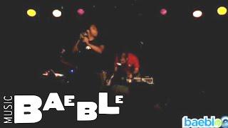 Busdriver - Split Seconds - Live at the Mercury Lounge || Baeble Music