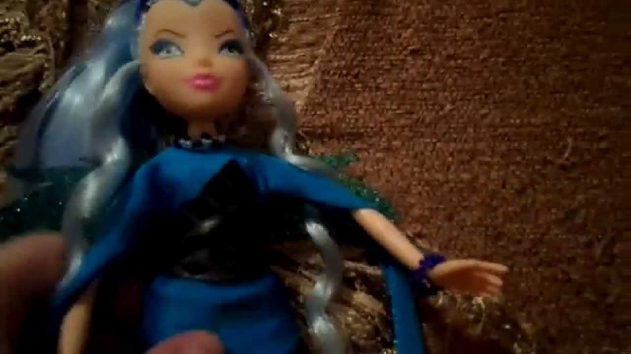 Обзор на Айси Трикс из Винкс- Icy Trix*Winx - YouTube