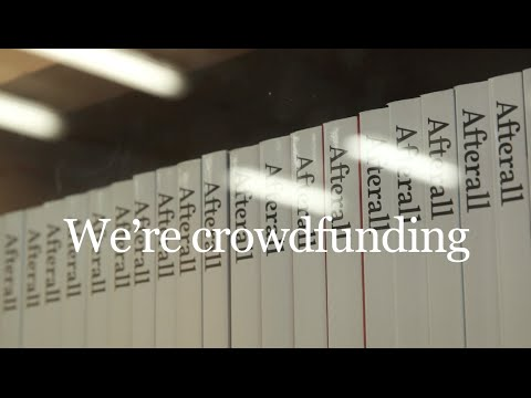 Afterall Crowdfunding Campaign: Creating Opportunities for Graduates
