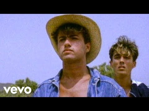 Wham! - Club Tropicana (Official Video)