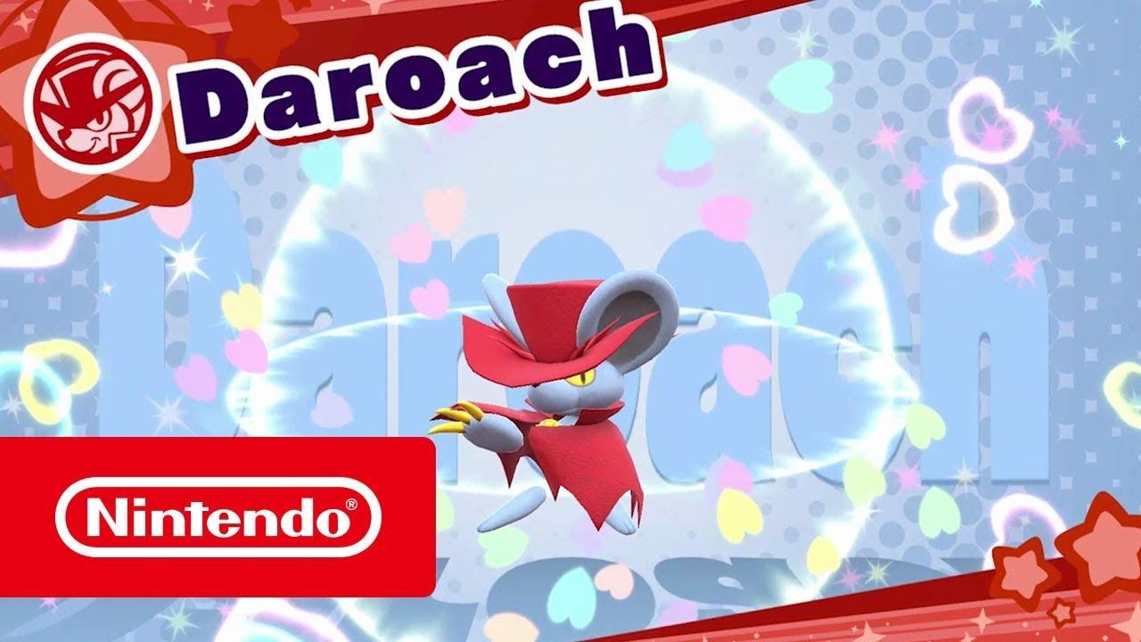 Contenido Descargable De Kirby Star Allies Daroach Nintendo Switch