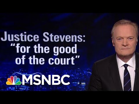 Ret. Justice John Stevens: Kavanaugh Disqualified Himself From Supreme Court | The Last Word | MSNBC