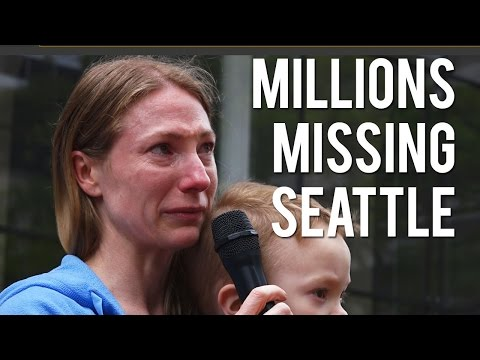 Millions Missing ME/ CFS Protest Seattle
