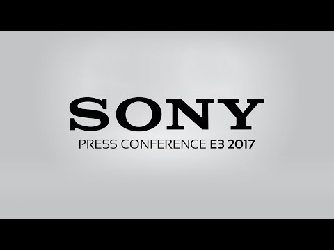 Sony PlayStation Press Conference @ E3 2017 Live Stream w/ GLP
