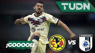 ¡Henry Martin empata el partido! | América 1 - 1 Querétaro | Liga Mx - AP 19 - J10 | TUDN