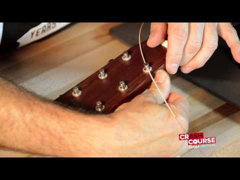how-to-change-the-strings-on-an-acoustic-guitar
