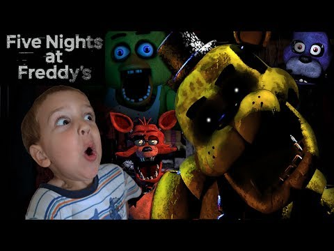 PBT Fidget Spinners! Five Nights at Freddy's Part 3 Ending Twin Toys Kids Jumpscare