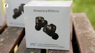 Die In-Ear Kopfhörer PI5 und PI7 von Bowers & Wilkins