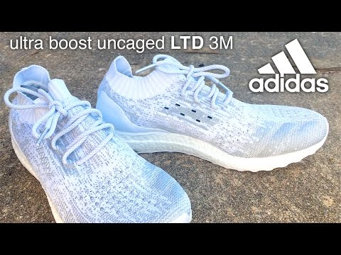 ADIDAS ultra boost uncaged LTD 3M