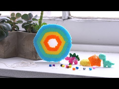 How to Make a Suncatcher With Beads