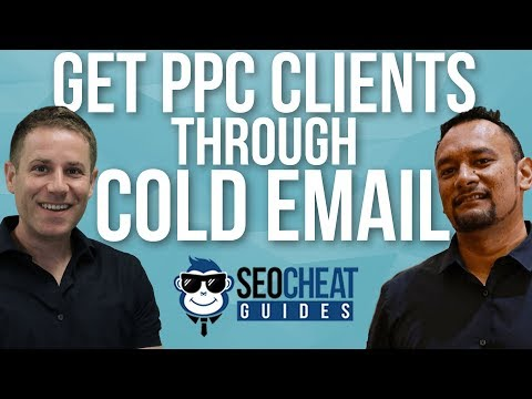 How Rob Pene Uses Cold Emails To Land PPC Clients