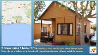 2 dormitorios 1 baño Otros se Vende en Camping El Pino, Torrox Costa, Torrox, Malaga, Spain