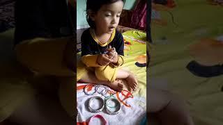Fastest bangel bearing baby shivi
