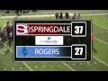 Springdale Bulldog Football | at Rogers High School