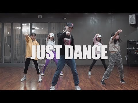 BTS(방탄소년단) Trivia 起: Just Dance / Jin.C Choreography