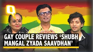 Two Men from the LGBT Community React to 'Shubh Mangal Zyada Saavdhan' | The Quint