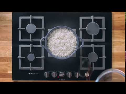 Bosch Gas Hobs   2 Is For Rice